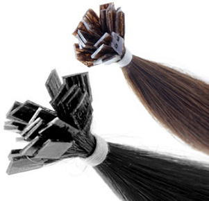 fusion hair extensions