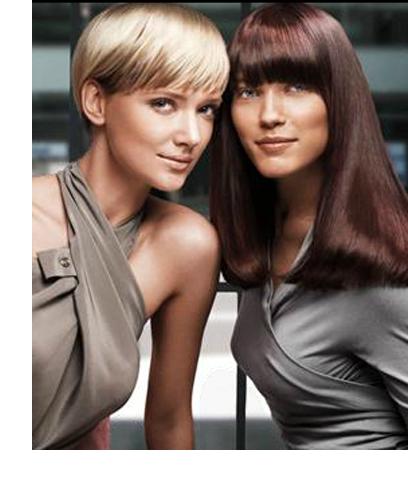 redken hair salon models