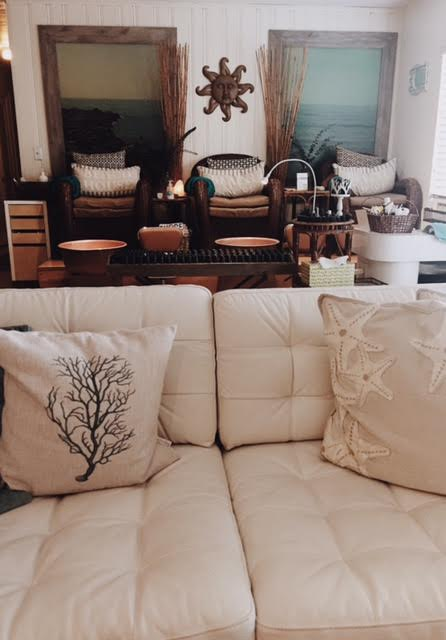 Cocoa Beach Spa Is A Relaxed And Friendly Vintage House Atmosphere Full Service Day Salon Designed To Compliment Your Port