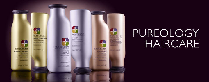 Pureology - San Diego Beauty Supply Products - Hair Salon ...